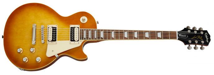 """Elektrická kytara typu """"Les Paul""""."""