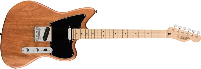 """Elektrická kytara. Na obrázku konkrétně typ """"Telecaster""""."""